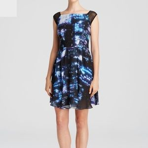 NWT Milly Cityscape Dress - PERFECT FOR NEW YEARS!
